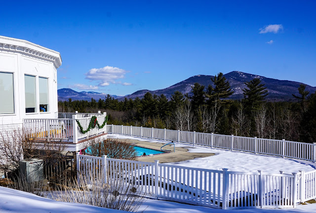 White Mountain Hotel- New Hampshire