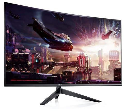 GTEK F2740C 27-Inch Curved Full HD Gaming Monitor