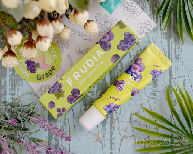 Бальзам для губ Frudia Grape Honey Chu Lip Essence отзыв