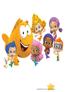 bubble guppies para descargar