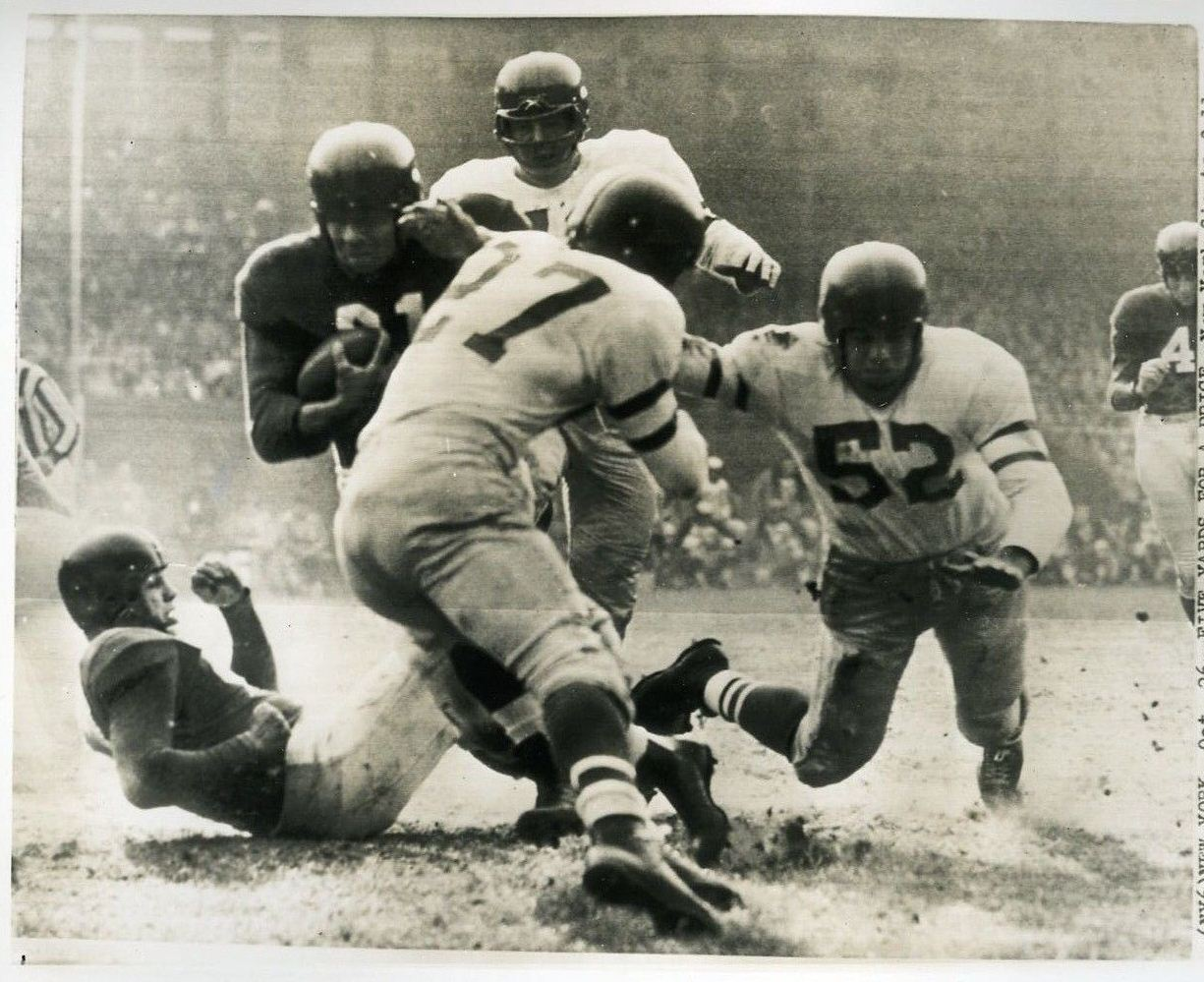 0c846a9d9dd Bill's Update Blog: 1950-59 Philadelphia Eagles