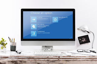 How to Access Advanced Startup Options in Windows 10/8