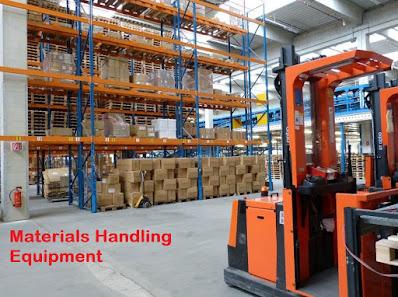 Materials Handling Equipment (MHE) In The Warehouse