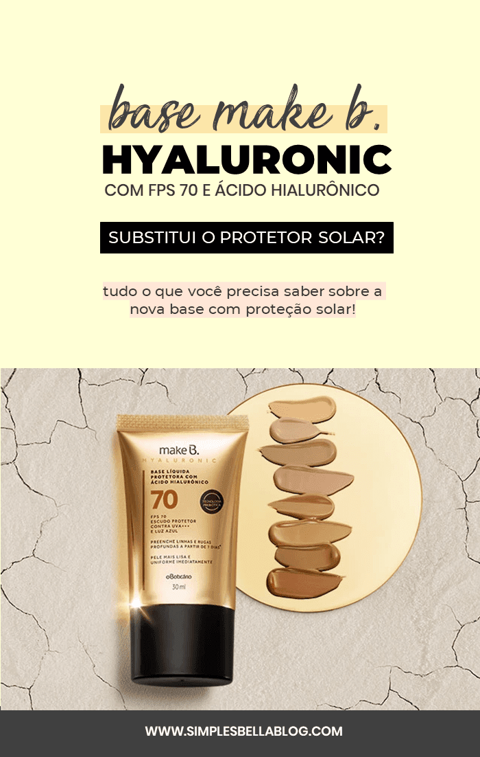 Base Make B. Hyaluronic