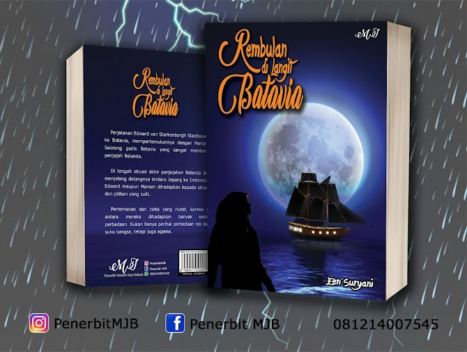 Review Novel Rembulan di Langit Batavia
