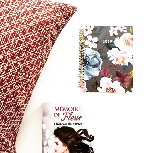 Mémoire de Fleur de Micheline Poulin