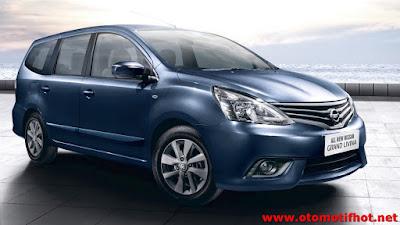 Spesifikasi Lengkap Mobil Nissan Grand Livina dan harganya