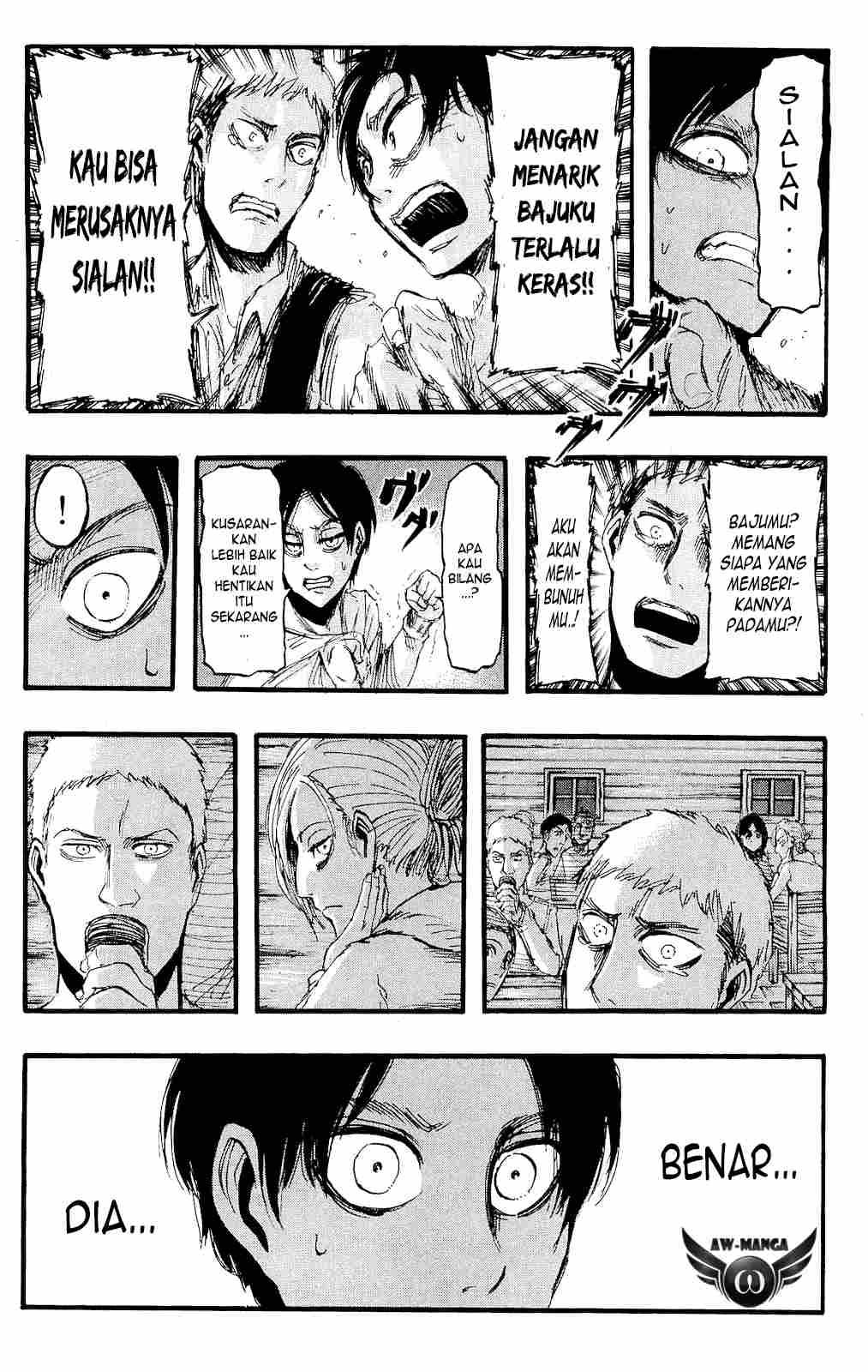Komik shingeki no kyojin 017 - ilusi dari kekuatan 18 Indonesia shingeki no kyojin 017 - ilusi dari kekuatan Terbaru 26|Baca Manga Komik Indonesia|