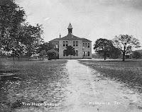 Tivy School, around 1900