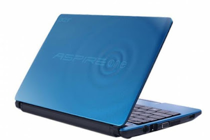 Cara mengatasi laptop acer aspire one D255 mati total