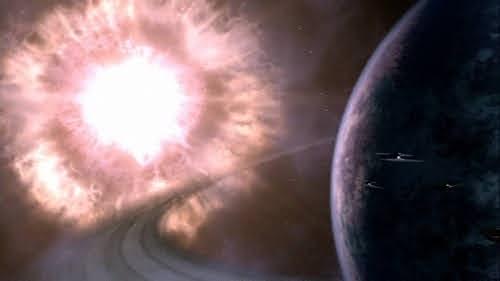 Battlestar Galactica - Planète