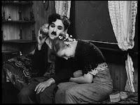 """Кадр из к/ф Чарли Чаплина """"Солнечная сторона"""" / Sunnyside (1919) - 16"""