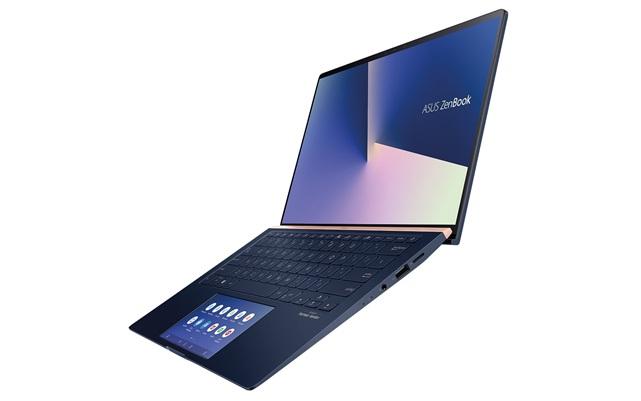 ASUS ZenBook 14 UX434FAC-A5144T: ultrabook de 14'' con procesador Core i7, touchpad ScreenPad 2.0 y disco SSD