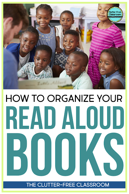 Read alouds and mentor texts are so important for reading to elementary students! Take a look at how I organize these books using lists and categories like comprehension strategies, genres, and other classroom organization strategies.