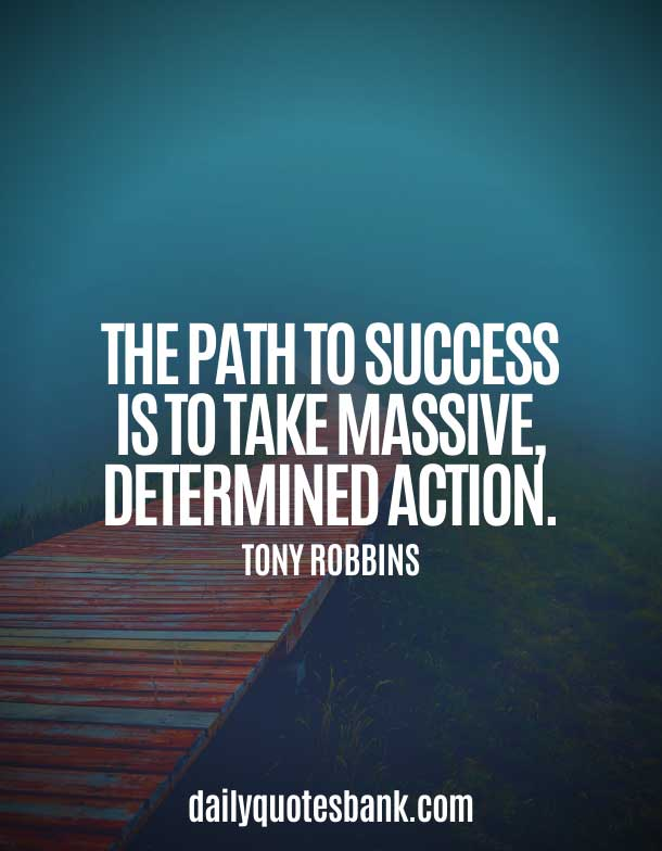 Quotes About Paths To Success