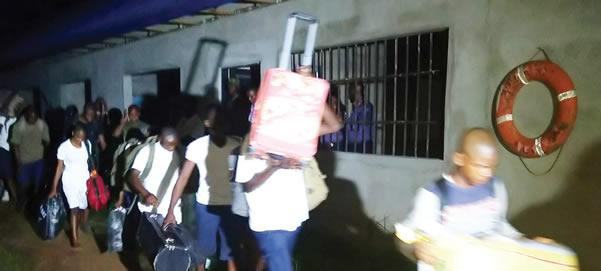 Illegal Maritime Academy Busted; Owner, Teachers Arrested