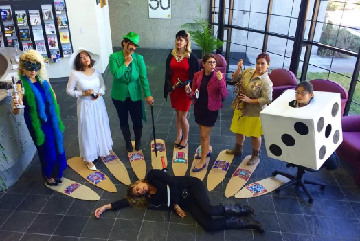 38 Office Halloween Costume Ideas