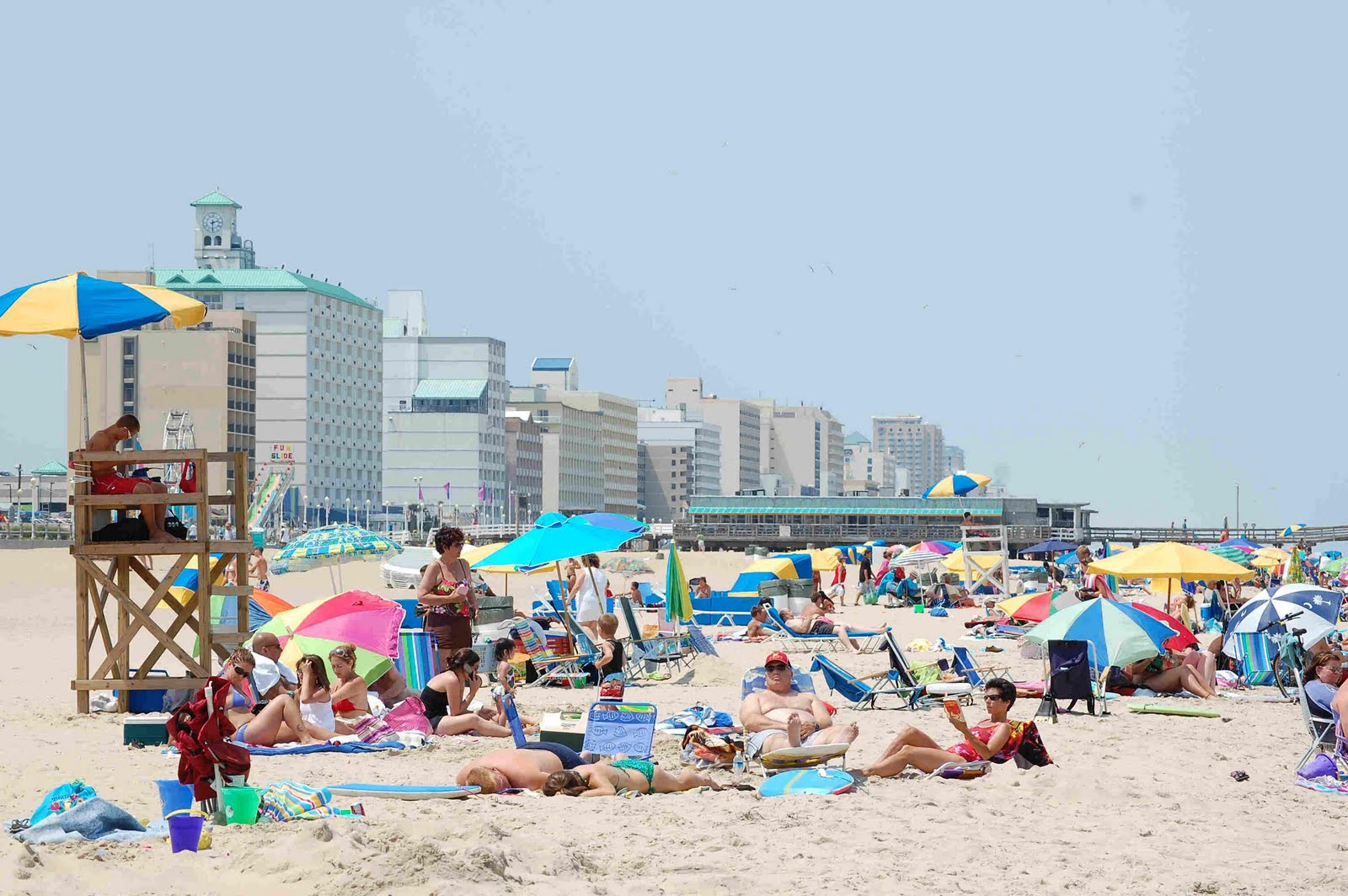 Virginia Beach Va Usa East Coast Tourist Attraction Exotic