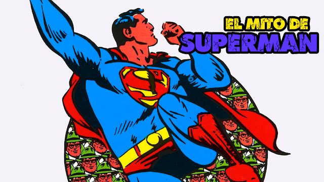 El mito de Superman, un ensayo de Umberto Eco