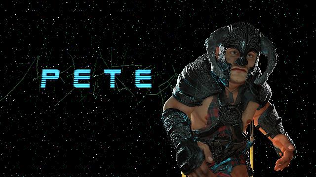FREE ICLONE iAvatar - PETE + ARMOR