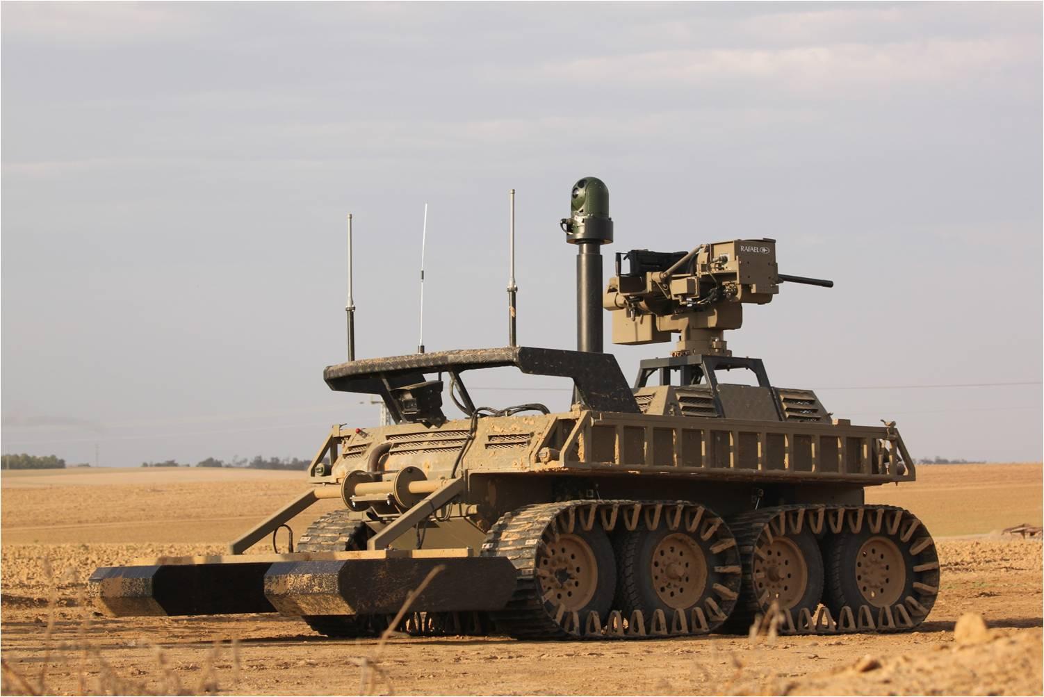 Unmanned Ground Vehicle Ugv Or Spycar