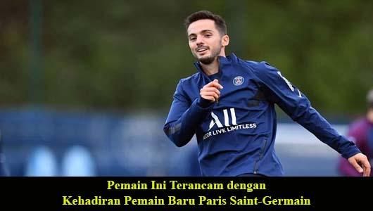 Pemain Ini Terancam dengan Kehadiran Pemain Baru Paris Saint-Germain