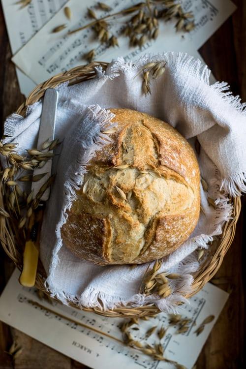 Σήμερα φτιάχνουμε ψωμί...
