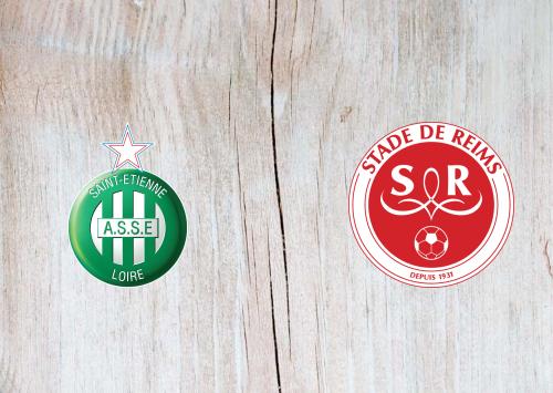 Saint-Etienne vs Reims -Highlights 23 February 2020