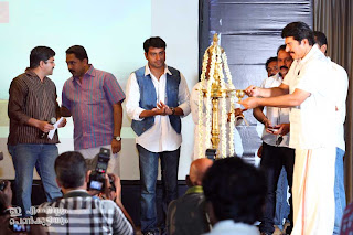 mammootty lighting the lamp