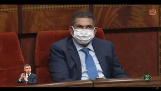 """أمزازي يحل بالبرلمان الاثنين المقبل للإجابة عن """"الوضعية المقلقة لقطاع التعليم"""""""