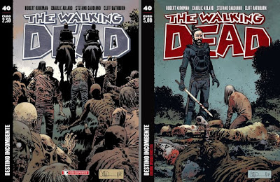 The Walking Dead #40 - Destino incombente