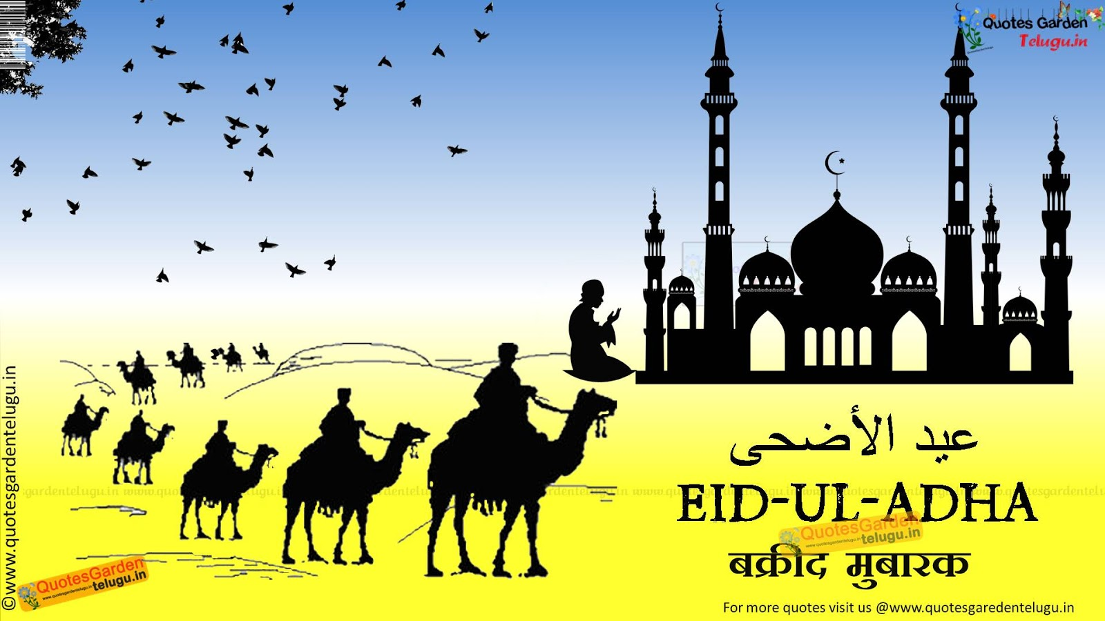 Beautiful Heart Touching Quotes Wallpapers Happy Bakrid 2015 Greeting Cards With Hd Wallpapers