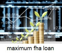 maximum fha loan amount