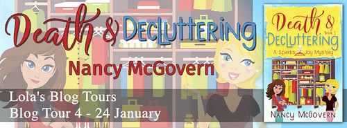 Death and Decluttering banner