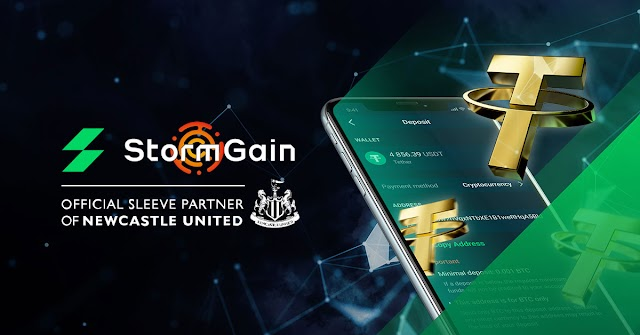 What is Stormgain