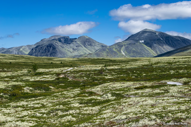 Montañas de Rondane - Noruega, por El Guisante Verde Project