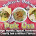 Pak Usu: Sago Noodle Typical Pontianak Clearly has a Million Flavors
