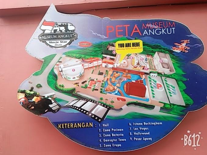 Museum Angkut Tempat Hunting Mobil Kuno Hingga Modern di Kota Batu Malang