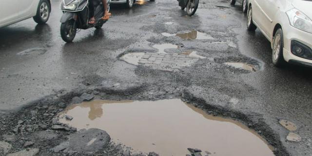 जबलपुर में सड़क मरम्मत घोटाला: 3.33 करोड़ खर्च लेकिन कहा डिटेल नहीं