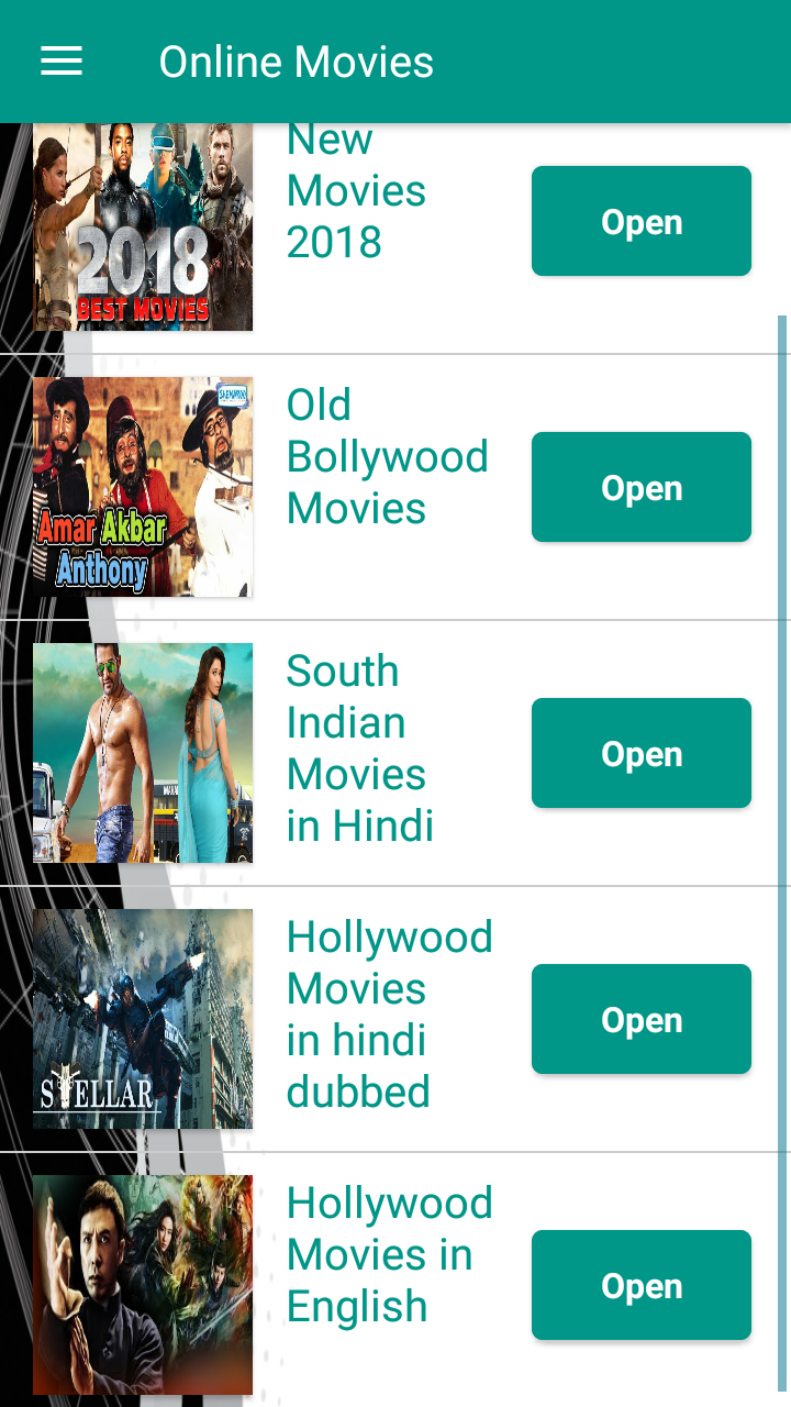 download apps for bollywood movies