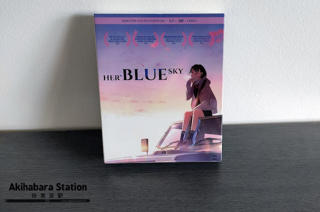 Review de la película Her Blue Sky Ed. Coleccionista - Selecta Visión
