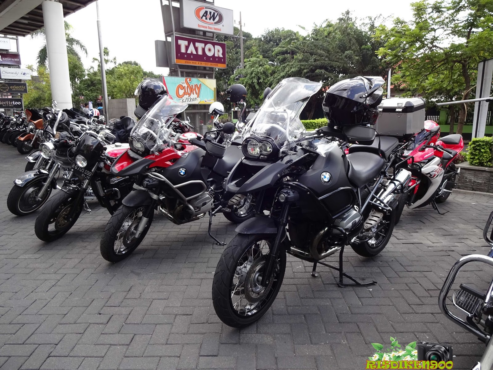 motor bebek touring terpopuler