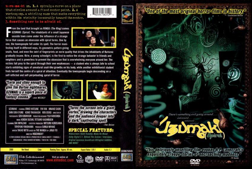 Uzumaki Movie