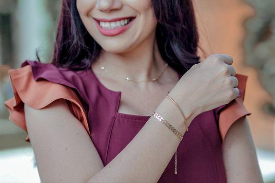 Semi jóias Anti-Alérgica Amicy Acessórios