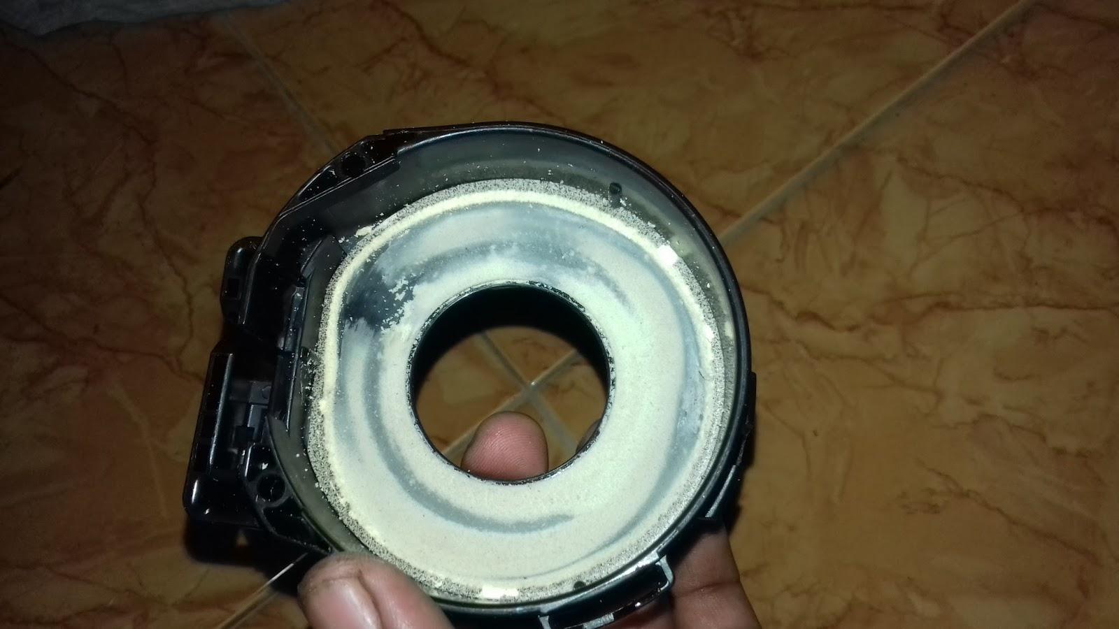 nyala dan bel horn tidak akan berfungsi hal itu disebabkan reel cable putus ini penampakannya dan panjang kabel tersebut kurang lebih 1 5meter  [ 1600 x 900 Pixel ]