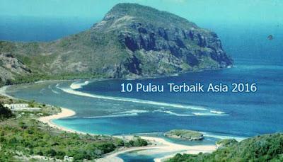 Pulau Terbaik Asia