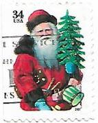 Selo Papai Noel