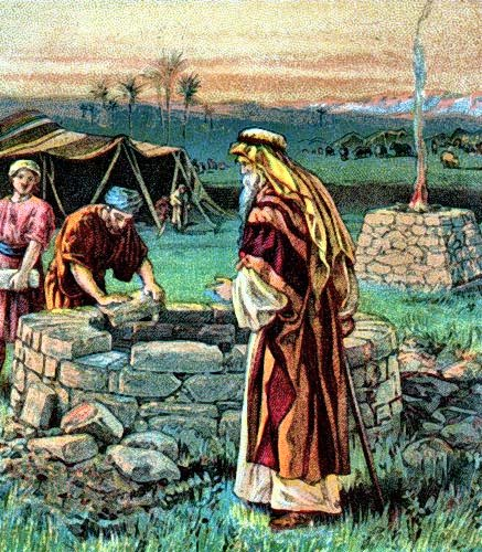 Image Result For Isaac Of Bible