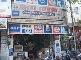 Ashoka Bearings secunderabad