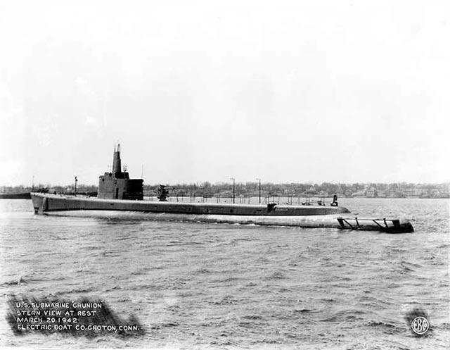 USS Grunion, 20 March 1942 worldwartwo.filminspector.com